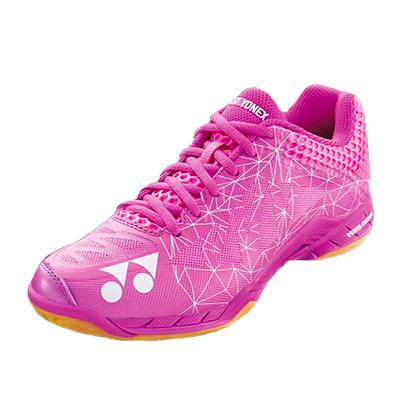 尤尼克斯YONEX羽毛球鞋 SHB-A2LEX 女款 粉色 (超轻二代,升级版)