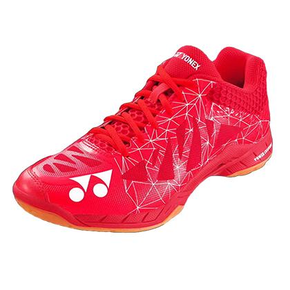 尤尼克斯YONEX羽毛球鞋 SHB-A2MEX 男款 红色(超轻二代,升级版)