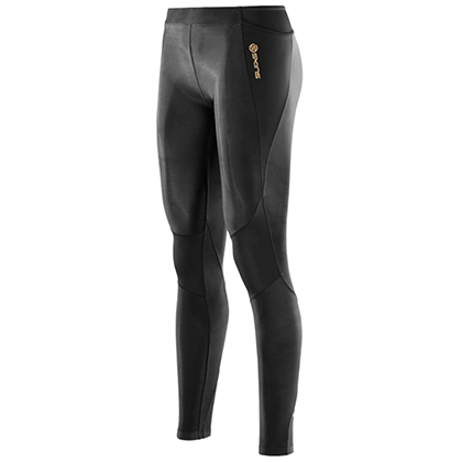 SKINS思金斯 梯度压缩 A400 运动紧身长裤 女 (热能纤维,舒适保暖)