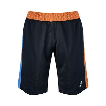 尤尼克斯YONEX李宗伟精选羽毛球短裤 15002LCW 黑色