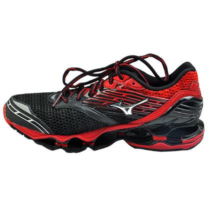 MIZUNO美津浓 预言5 PROPHECY 5 减震慢跑鞋 男款 J1GC160003 红色(顶级缓震跑鞋)