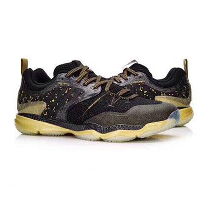 李宁羽毛球鞋 AYAM009-9 Ranger变色龙 男款 傅海峰签名限量款