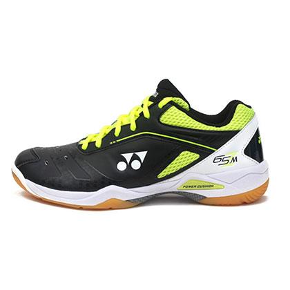 尤尼克斯YONEX羽毛球鞋 SHB-65ZMEX 黑绿 安赛龙战靴