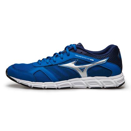 Mizuno美津浓 SYNCHRO SL 男款跑鞋 J1GE162803 蓝色(轻量缓震,入门首选)