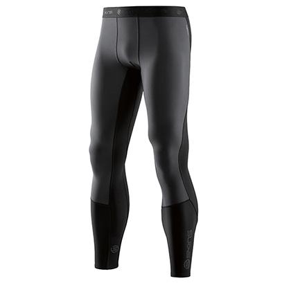 SKINS思金斯 DNAmic男子梯度压缩保暖长裤 黑色(稳定支撑,丝滑耐磨)
