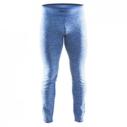 CRAFT 夸夫特 绿标舒适保暖内衣 男款保暖长裤 1903717 瑞典蓝(休闲舒适,保暖防寒)