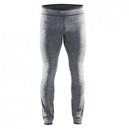 CRAFT 夸夫特 绿标舒适保暖内衣 男款保暖长裤 1903717 黑灰色(休闲保暖,超大弹力)