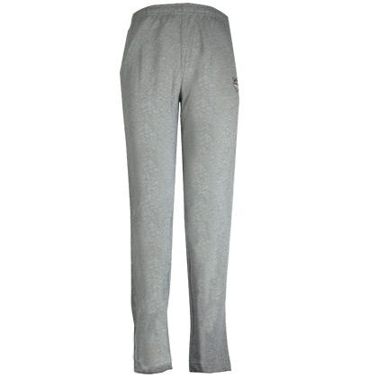 李宁 羽毛球长裤 羽毛球卫裤 AKLK781-2 男款 花灰色