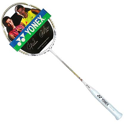 Yonex尤尼克斯 白弓10(弓剑10,弓箭10,ARC-10)珍珠白,羽毛球拍,盖德用拍,十年经典重现