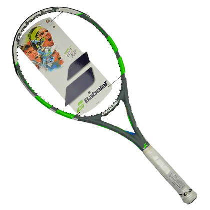 百宝力Babolat网球拍  RIVAL102(170352) 绿色