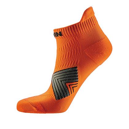 泰昂 机能运动袜 TRA 8203-17 女款 桔色(防滑耐磨,弹性舒适)