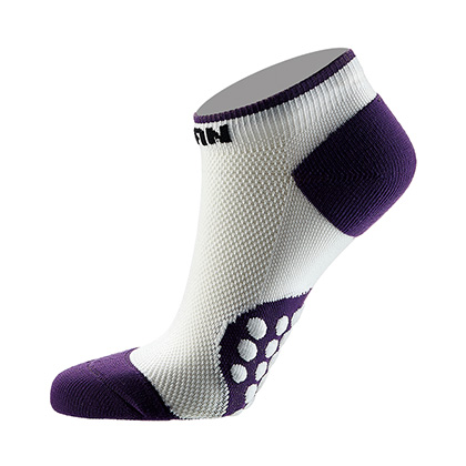 泰昂 机能运动袜 TRA 8201-17 女款 白色(防滑耐磨,弹性舒适)