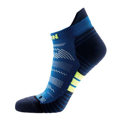 泰昂 机能运动袜 TRA 8002-17 男款 蓝色(防滑耐磨,弹性舒适)