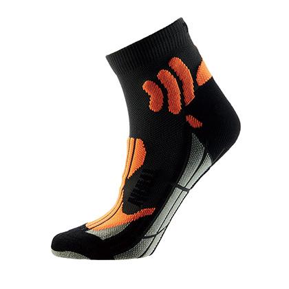 泰昂 机能运动袜 TRA 8001-17 男款 黑色(防滑耐磨,弹性舒适)