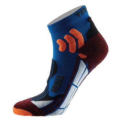 泰昂 机能运动袜 TRA 8001-17 男款 蓝色(防滑耐磨,弹性舒适)