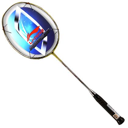 李宁羽毛球拍N80谌龙全新战拍 再现兰博基尼风采,扣杀强劲、疾如闪电
