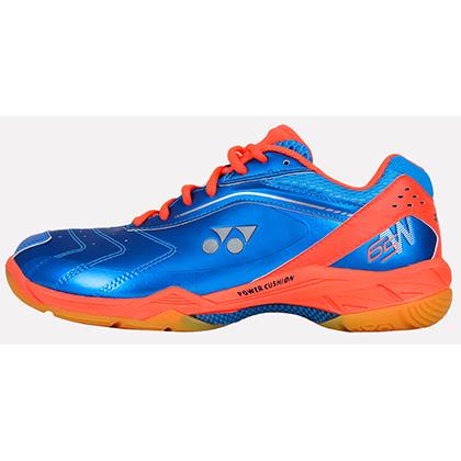 尤尼克斯YONEX羽毛球鞋 SHB-65WEX 男女款  蓝色(宽楦设计,肥脚者的福利)