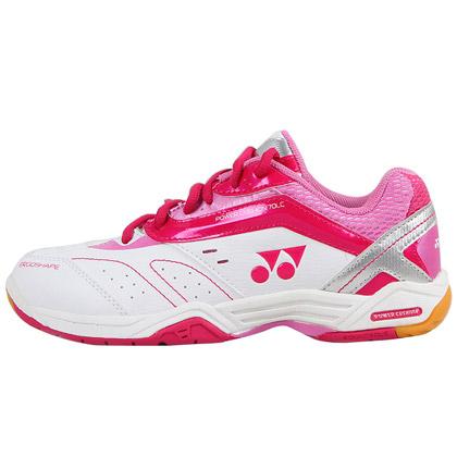 尤尼克斯YONEX羽毛球鞋 女款 SHB-70LC 白粉色