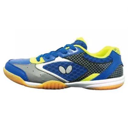 蝴蝶Butterfly乒乓球鞋 CHD-2-03 新款儿童乒乓球鞋 彩蓝色