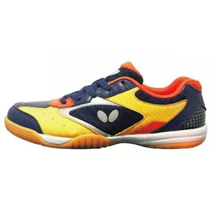 蝴蝶Butterfly乒乓球鞋 CHD-2-05 新款儿童乒乓球鞋 宝蓝色