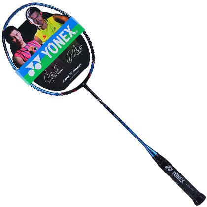 【惊爆价799】尤尼克斯YONEX羽毛球拍VT-FB/vtfb 黑蓝色(轻量级进攻球拍,打感更轻松!)