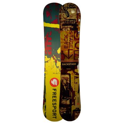 Freesport滑雪单板Backstage Men (男士花样式滑雪板)