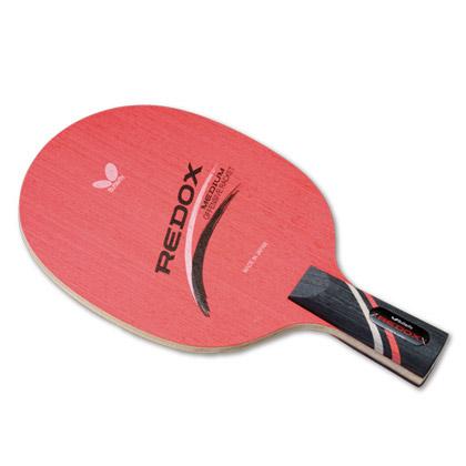 蝴蝶 REDOX-RED五层纯木底板 23300,超强控制性,特别适合初学者