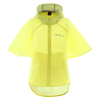 探路者TOREAD 女式 皮肤衣防晒衣沙滩衣 阳光黄TAEC82696-B22G