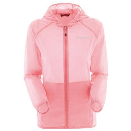 探路者TOREAD 皮肤衣 TAEC82872-A13A 女式 浅粉红(防晒服)