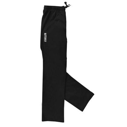 蝴蝶BUTTERFLY 乒乓球服 蝴蝶BWS-619-02 黑色卫裤