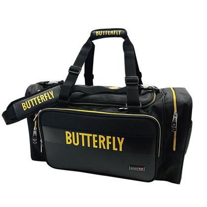 蝴蝶BUTTERFLY乒乓球包 TBC-991-11 金色大旅行包 皮膜面料 时尚质优