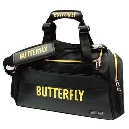 蝴蝶BUTTERFLY乒乓球包 TBC-992-11 金色小旅行包 皮膜面料 时尚质优