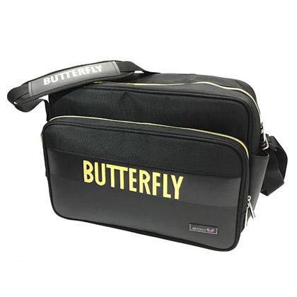 蝴蝶BUTTERFLY乒乓球包 TBC-995-11金色长形单肩方包 皮膜面料 时尚质优