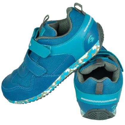 探路者KIDS 儿童徒步鞋 TAEJ51306 童鞋 双粘袢迷彩底印 32CM