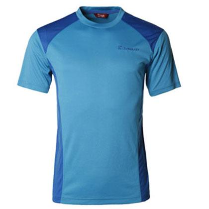 探路者Toread 速干短袖T恤 TAJC81644-C14C 男式 海水蓝