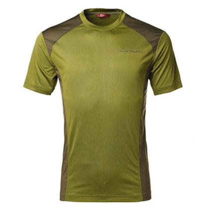 探路者Toread 速干短袖T恤 TAJC81644-D02D 男式 芥绿