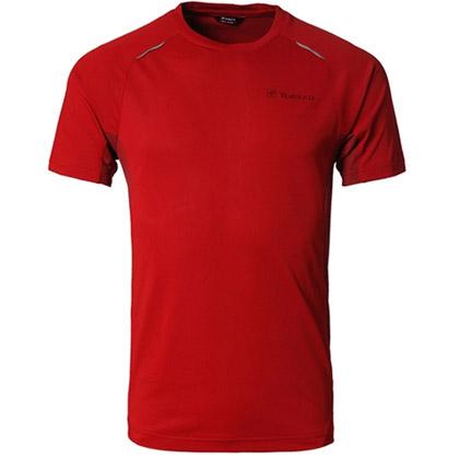 探路者Toread 速干短袖T恤 TAJC81841-A21A 男式 熔岩红