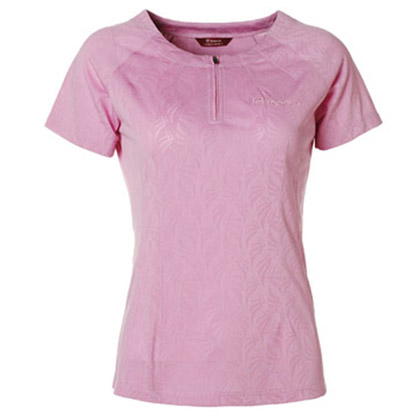 探路者Toread 速干短袖T恤 TAJC82690-A27X 女式 香粉