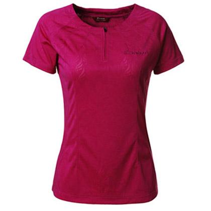 探路者Toread 速干短袖T恤 TAJC82690-E11X 女式 艳紫