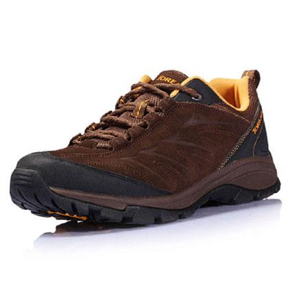 探路者Toread 徒步鞋 TFAC91826-G21A 男式 泥青