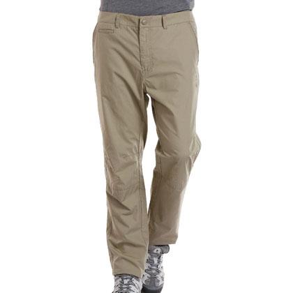 探路者Toerad 旅行长裤 TAMD81884-F37X 男式 灰褐