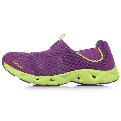 探路者Toread 溯溪鞋 TFED82628-E21D 女式 幻紫