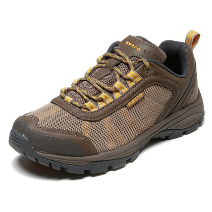 探路者Torea 女鞋秋冬女式防滑透气耐磨徒步鞋TFAB92041徒步鞋 TFAB82045-1
