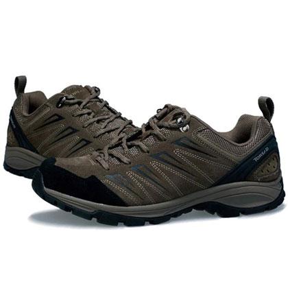 探路者Toread 徒步鞋 TFAB91627-2 男式 泥青色