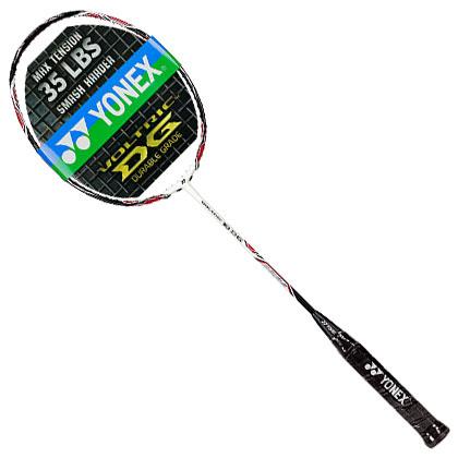 尤尼克斯YONEX羽毛球拍VT-10DG/VT10DG 白红色 能拉35磅的高磅杀手!