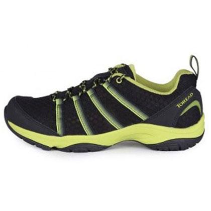 探路者Toread 徒步鞋 TFAD81010-G01D 男式 黑色樱草绿