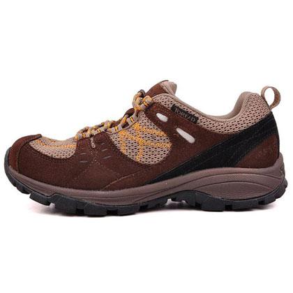 探路者Toread 徒步鞋 TFAB81043-1 男式 野牛棕