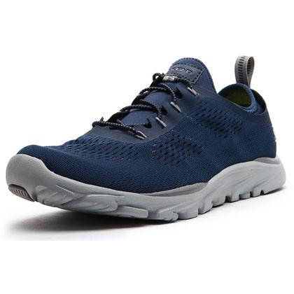 探路者Toread 营地鞋 TFJE81702-C27G 男式 铁蓝灰浅灰