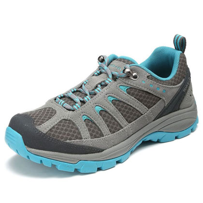 探路者Toread 徒步鞋 TFAD82007-G06C 女式 浅中灰