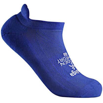 倍佳Balega Hidden Comfort马拉松越野跑(专业跑步船袜)8025-0659 闪电蓝